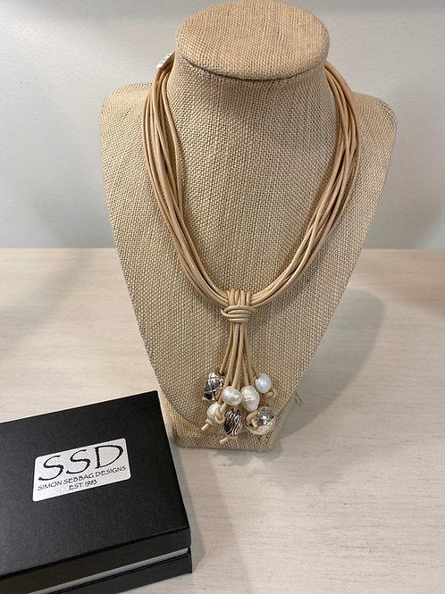 Simon Sebbag Layered Necklace