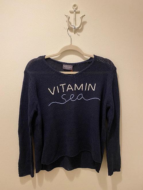Wooden Ships Vitamin Sea Sweater