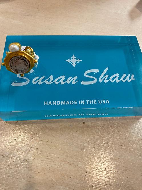 Susan Shaw Coin Ring