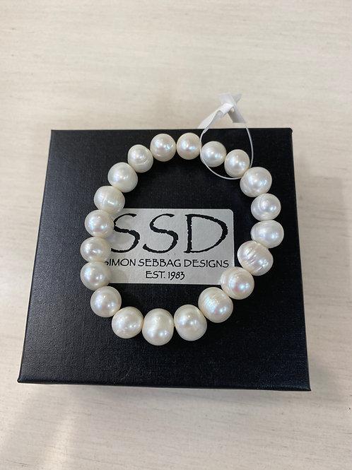Simon Sebbag Pearl Bracelet