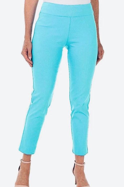 Krazy Larry Turquoise Long Pants