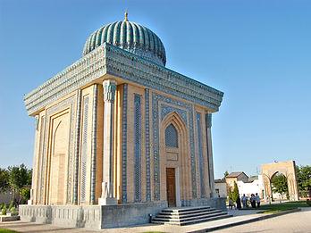 Tomb Abu Mansur Maturdi