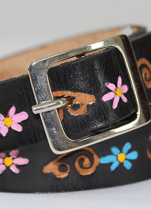 Flower Design Belt