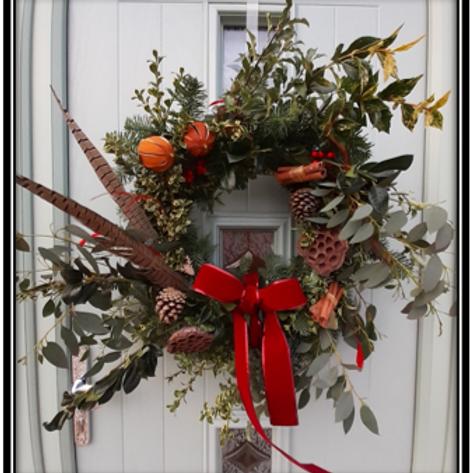 Christmas Wreath Medium