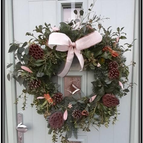 Luxury Large Christmas Wreath