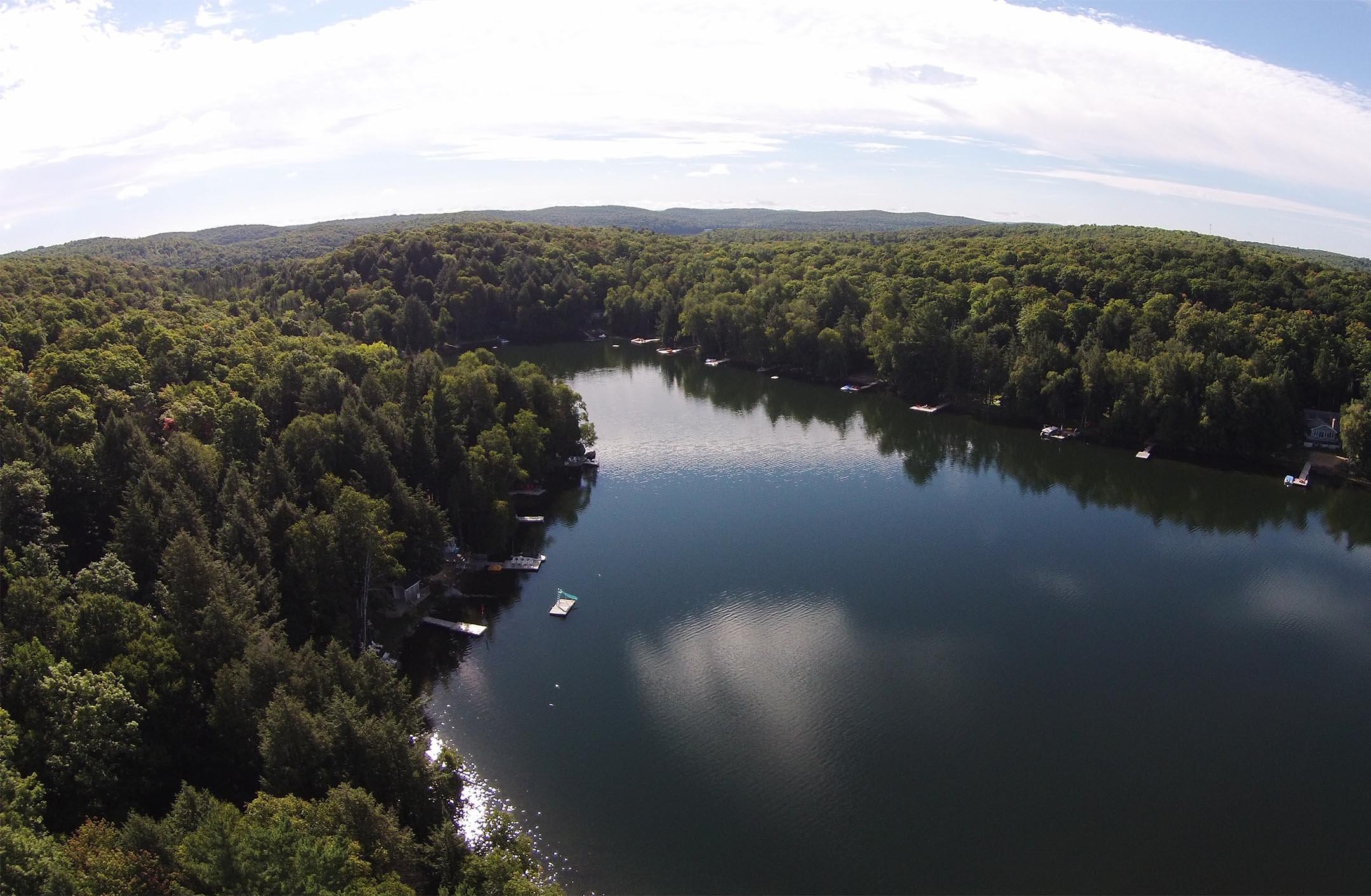 Three Mile Lake, Burks Falls