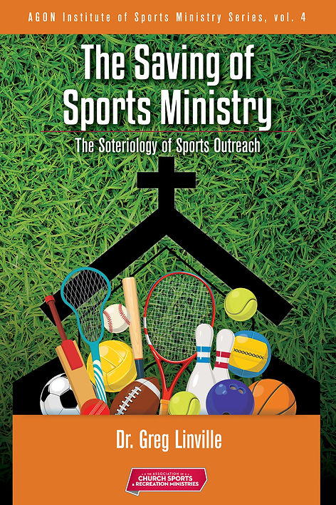 Book Cover 4a - The Saving of Sports Min