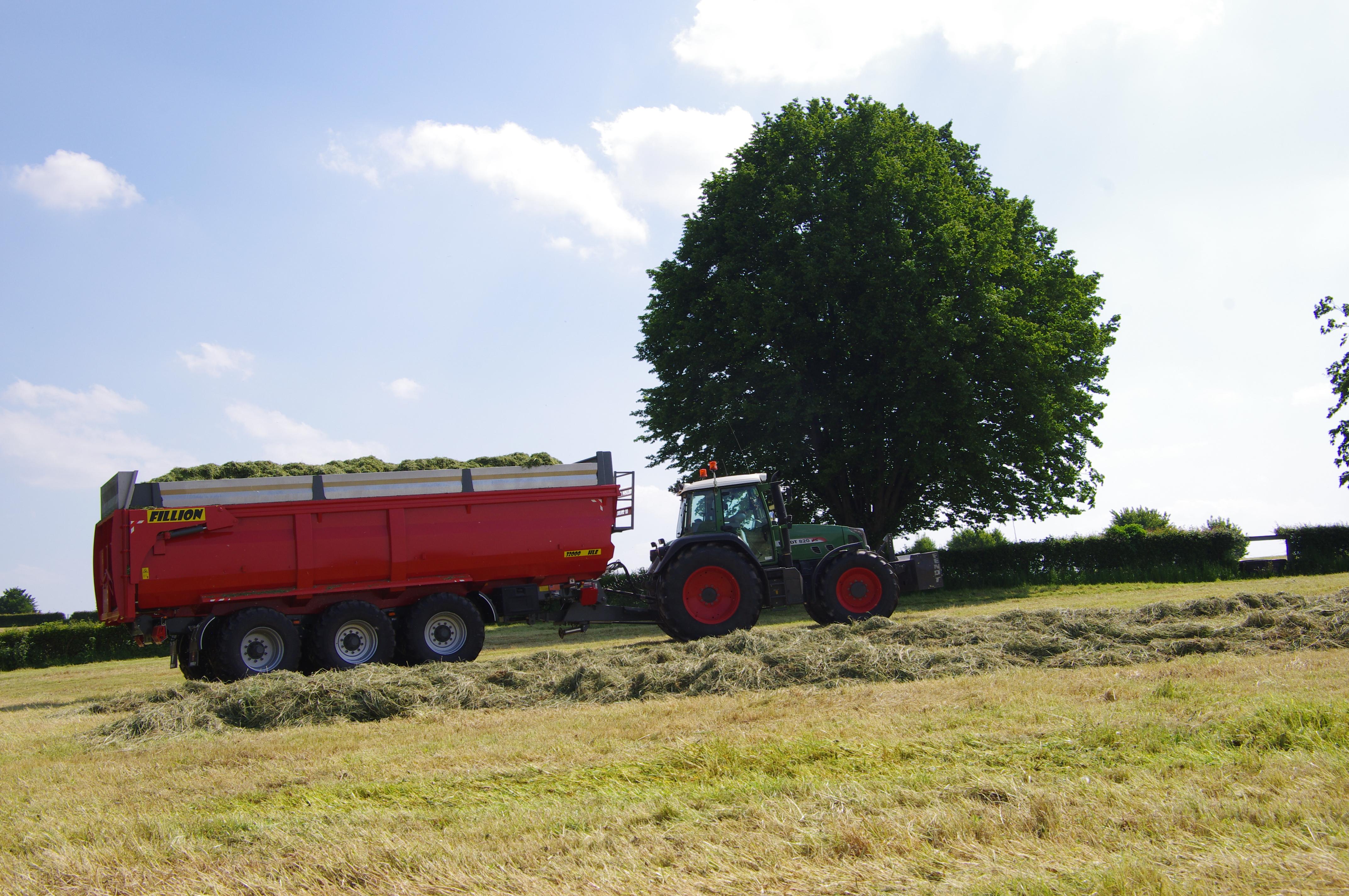 Benne agricole FILLION REMORQUES 7