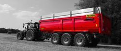 Benne agricole FILLION REMORQUES 2