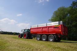 Benne agricole FILLION REMORQUES 6