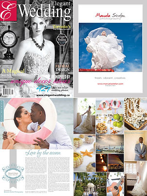 Elegant Wedding Magazine | Mona and Emon's Wedding