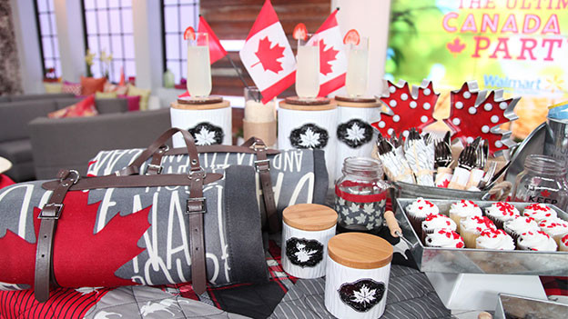 How to Throw the Ultimate Canada Day Party!!