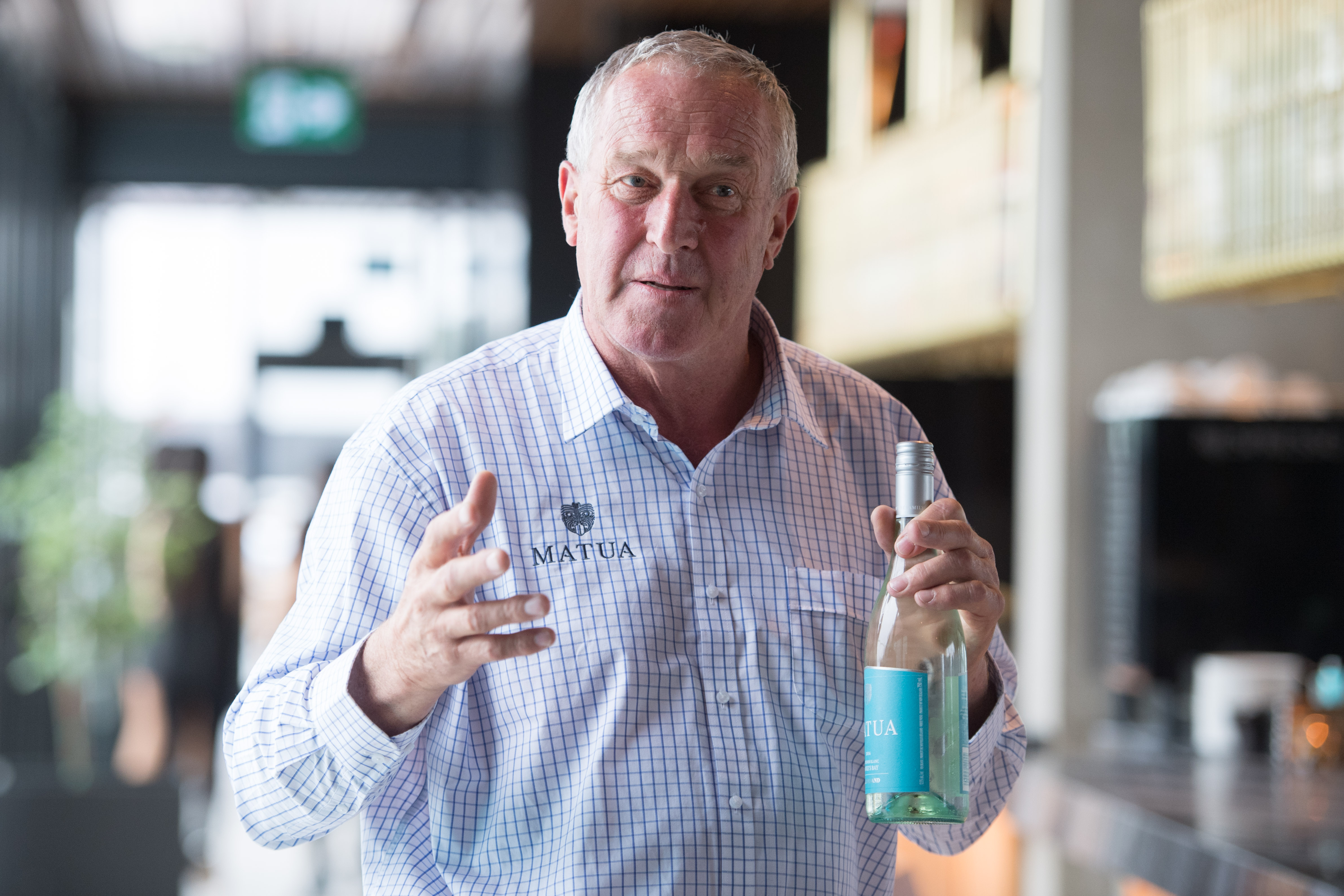 Co-founder Bill Spence