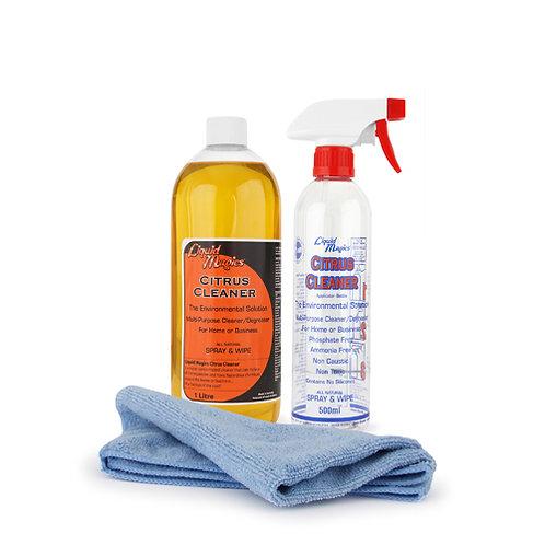 1 Lt Concentrate Citrus Cleaner