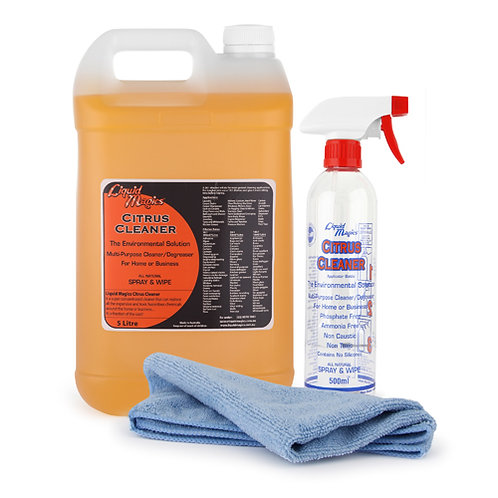 5 Lt Concentrate Citrus Cleaner