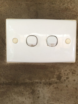 Switches, walls
