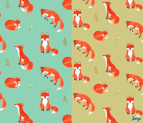 jeh0004_fox-patternjpg