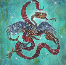 Theta Scorpii 2, by Christopher Umana