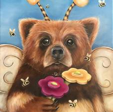 Bumble Bear, by Cori Derfus