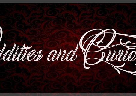 Oddities and Curiosities Exhibition