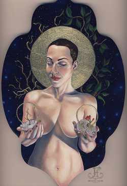 Monika Ptok-Byard, Circles