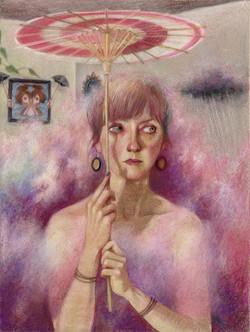 Celene Petrulak, Black Cloud on the Horizon