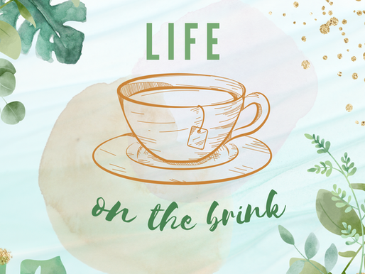 Life on the Brink PODCAST! Episode #1:Welcome + Get To Know Me