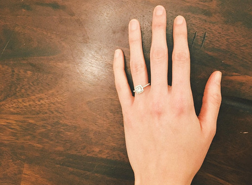 I'm Engaged! and other crazy thoughts