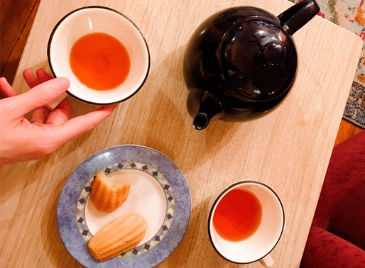 Podcast 6: The Essentials of Tea + why it's wonderful