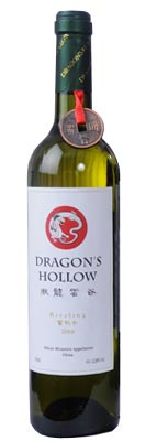Dragons Hollow unoaked Chardonnay