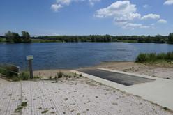 View of Slipway Pontoon Area - 15 June 20