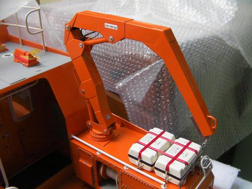 Severn Lifeboat Crane 1