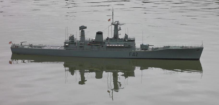 Alan Poole - Leander Frigate - 23 Jul 20