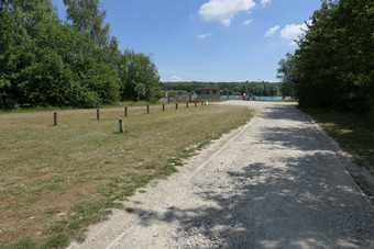 Restricted Lakeside Parking Area - 15 June 20