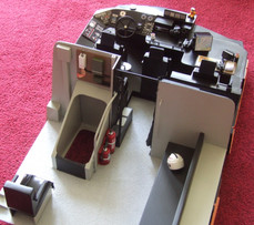 Severn Lifeboat Interior 2