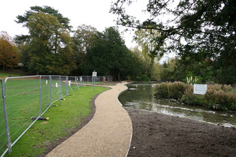 Boating Lake North Side Path 1 - 24 October 20