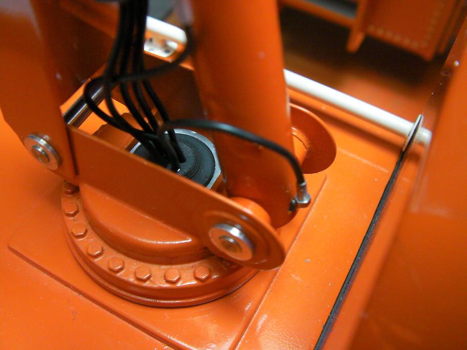Severn Lifeboat Crane 5