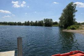 View of Sailing Area - 15 June 20