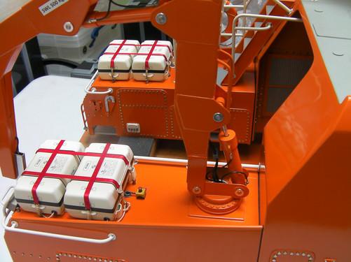 Severn Lifeboat Crane 4