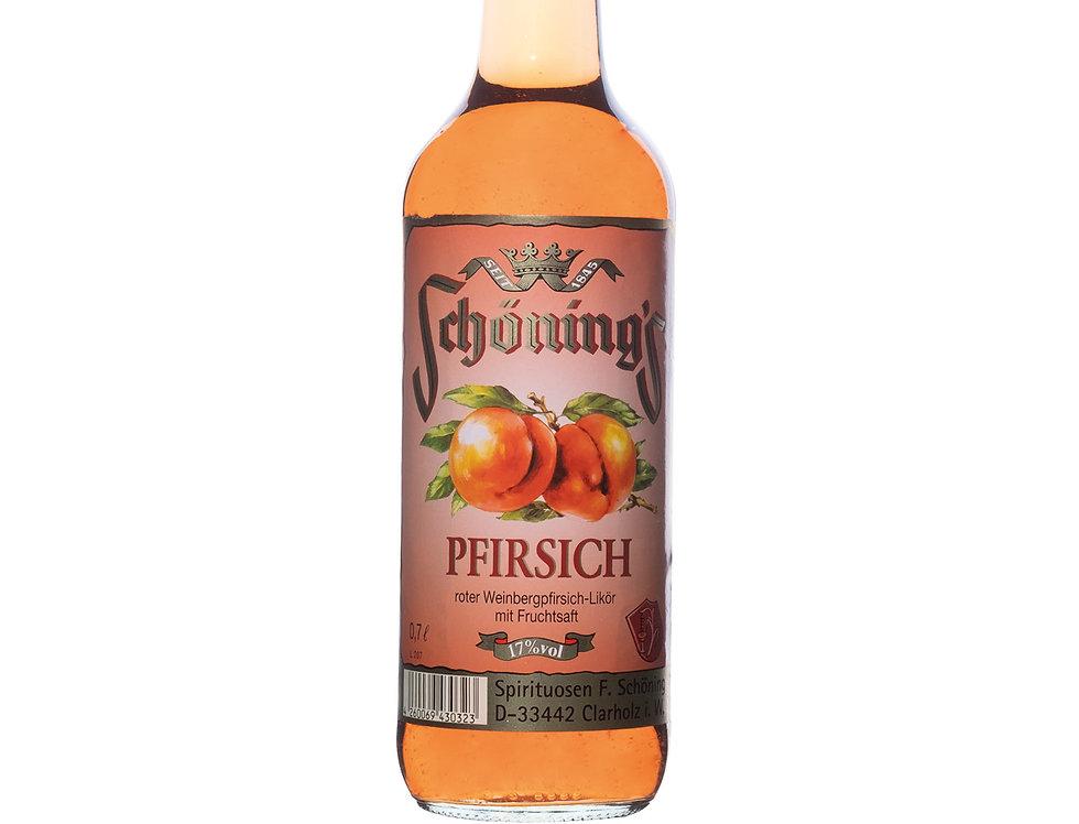Schöning's Pfirsich