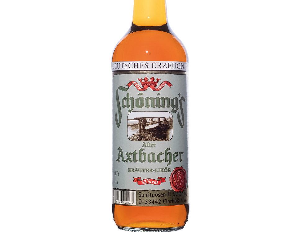 Schöning's Axtbacher