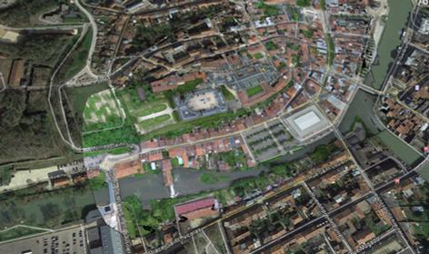 carthographie par drone