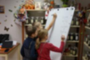 детский языковой клуб в Самаре