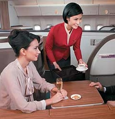 Inflight Wine Reaches New Heights