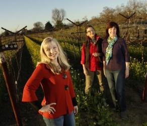 Women for WineSense Featured in Sonoma Magazine