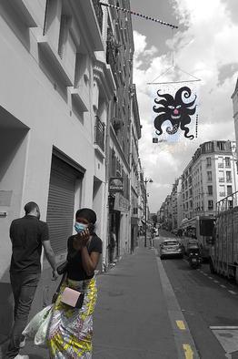 """Juillet 2021 - """" Black Sun """" ////// crédit photo :  © Dominique Jouxtel"""