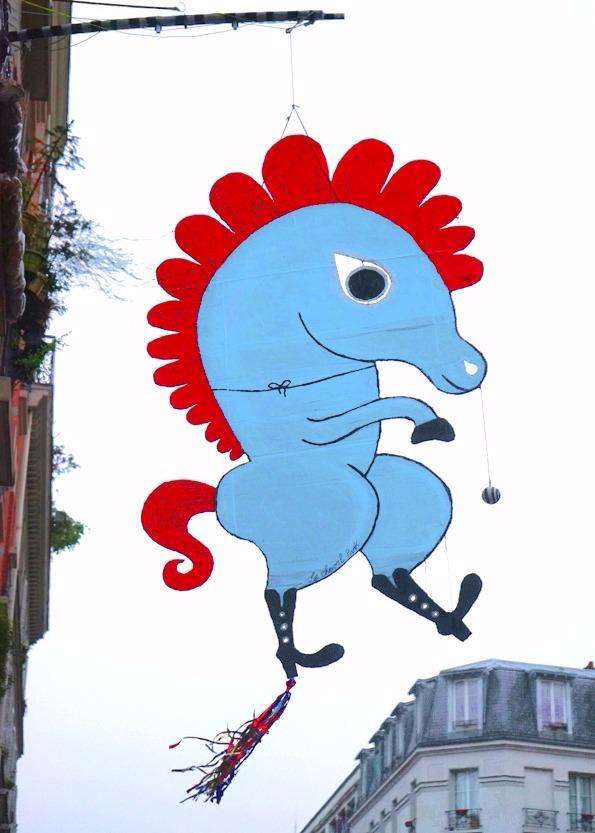 """"""" Le cheval PlouK """""""