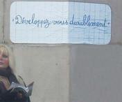 Année 2000 ;  Place Jules Joffrin 75018 Paris