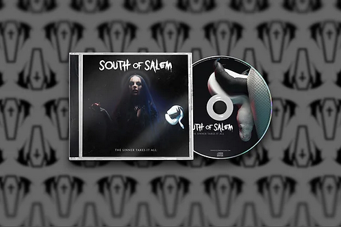 'The Sinner Takes It All' CD
