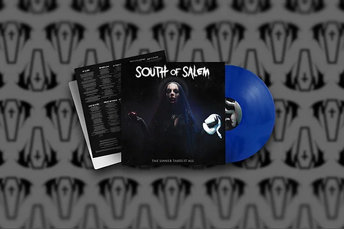 'The Sinner Takes It All' Special Edition Blue Vinyl
